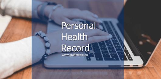 Personal Health Record PHR by Grafimedia SaaS Health IT Team