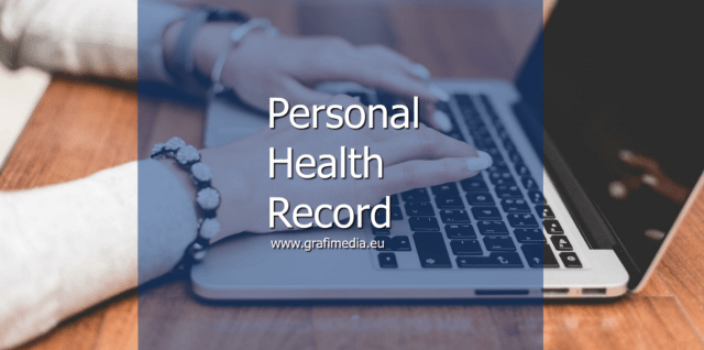 Personal Health Record PHR by Grafimedia SaaS Health IT Team