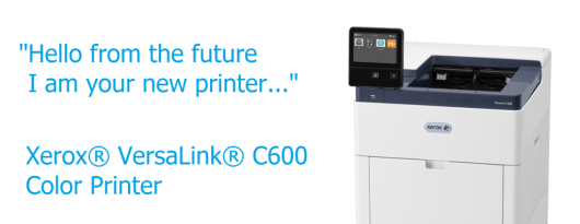 Xerox VersaLink Printer C600 by Grafimedia
