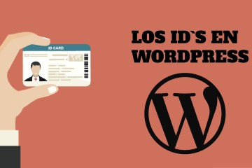 Ids de Wordpress