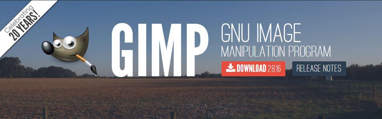 Boldog 20. szülinapot, GIMP!