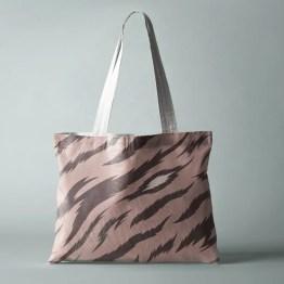 Tas met luipaard print
