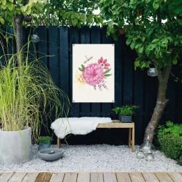 Tuinposter garden