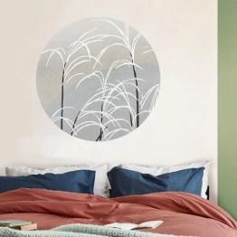 Behangcirkel moon