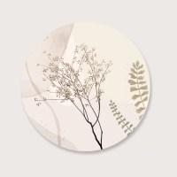 Plant muurcirkel