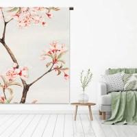 wandkleed_Japanese-plum