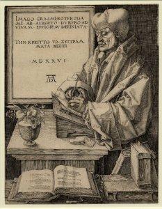 Durer Erasmus O,7.134 BM