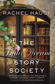 The Fifth Avenue Story Society - Rachel Hauck