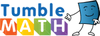 animated gif for TumbleBooks Math logo