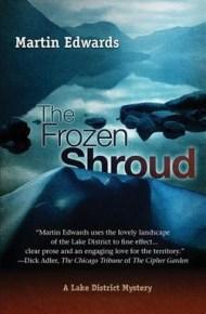 The Frozen Shroud - Martin Edwards