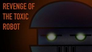 Talewise flyer: metal robot