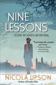 Nine Lessons - Nicola Upson