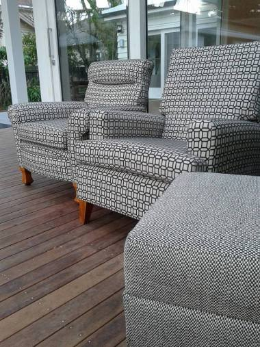 outdoor suite with upholstery by graham and sons martinbrough