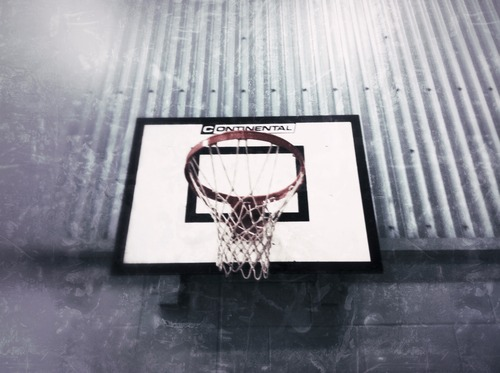 What I Learned From Shooting Hoops