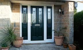 External Composite Door in Wolstanton