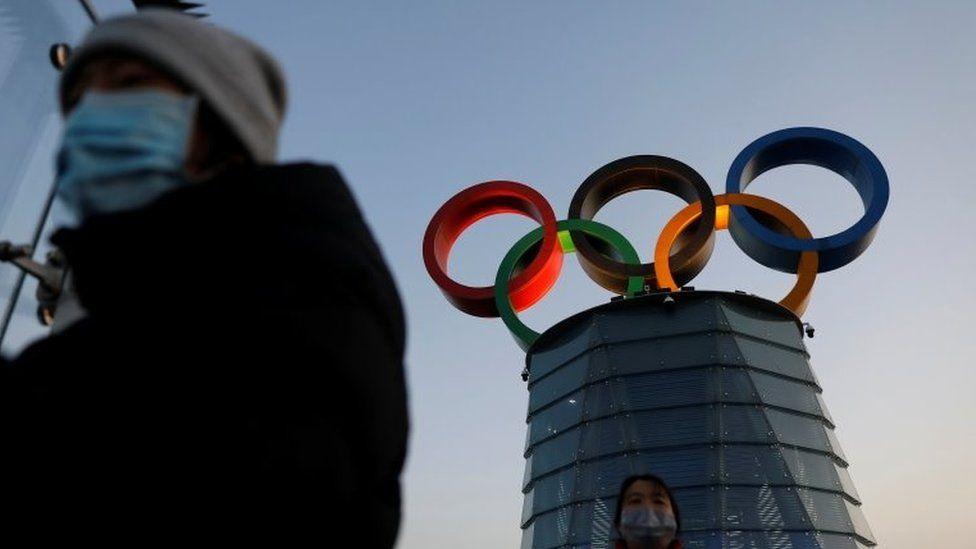 ANTI-CHINA WINTER OLYMPIC BOYCOTT