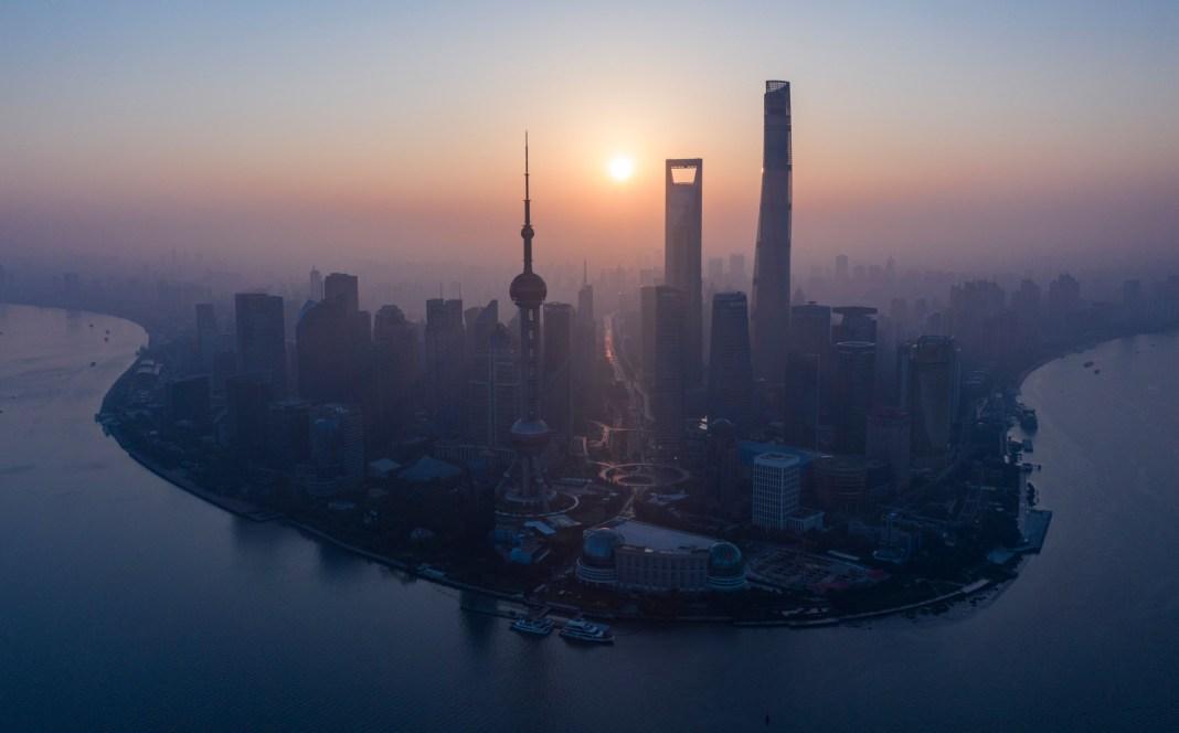 CHINA'S REGULATORS SPEAK TO GLOBAL INVESTORS