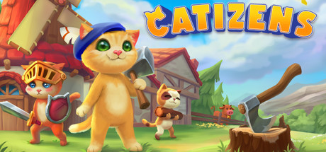 catizens video game writing header image
