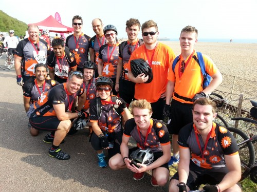 London to Brighton Bike Ride – Sunday 6th September 2015