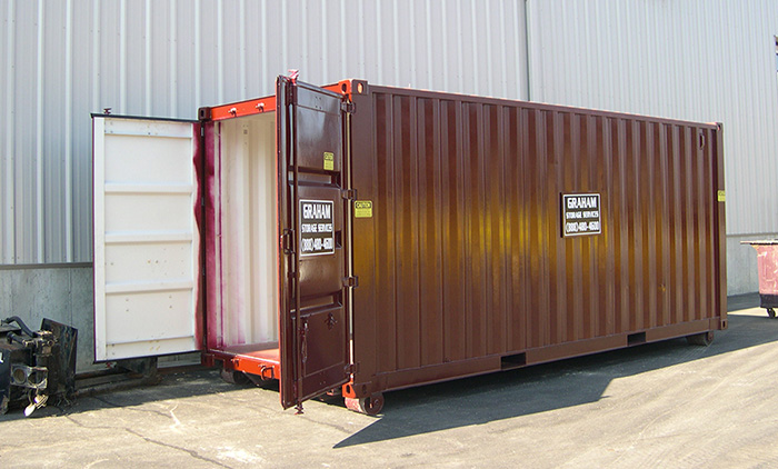 Storage Container Rental: Quality Counts