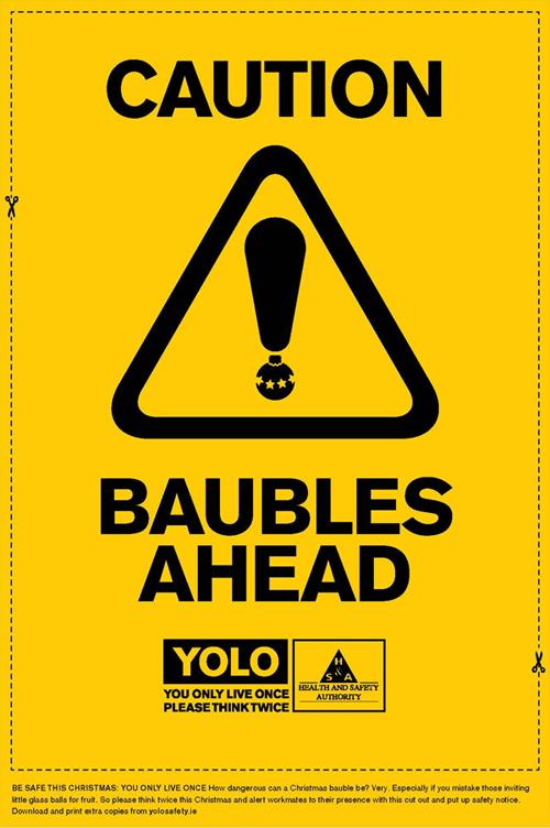 YOLO-BAUBLES