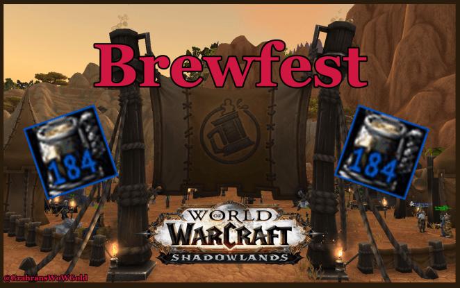 World Event - Brewfest