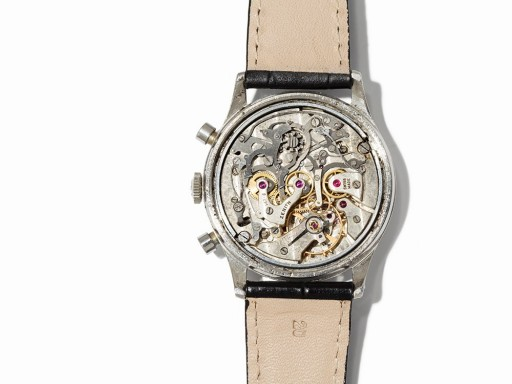 Zenith Calibre 143-6 is actually an Excelsior Park movement