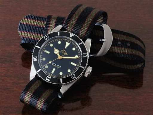 The Real James Bond Watch Strap Resurrected Grail Watch