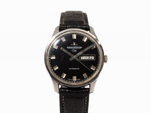 Jaeger-LeCoultre introduced the Club Automatic as a low-priced line in the 1970's