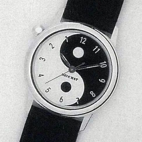 Beuchat Envers ACW, Juvenia Contresens, and Klokers: The History of the Anti-Clockwise Watch