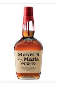 Makers Marks Bourbon