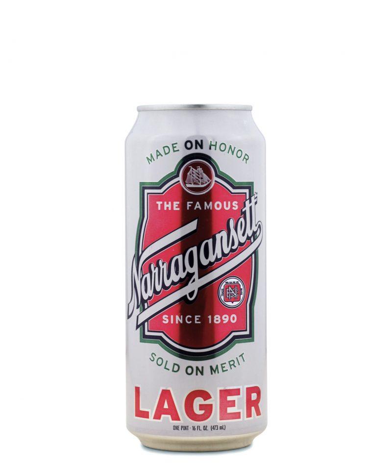 Narragansett  I  Lager I  5% ABV  I Narragansett