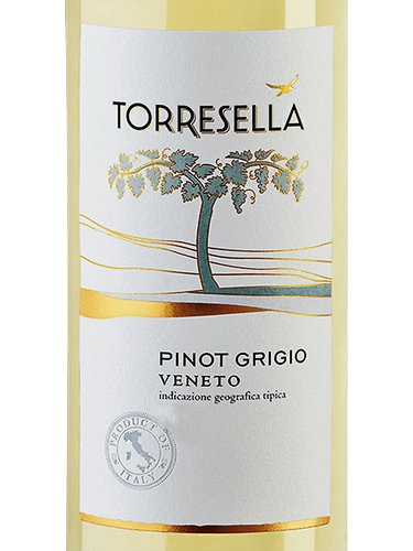 2018 Torresella | Pinot Grigio