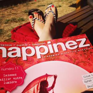 Bien! Avec mon #happinez_fr