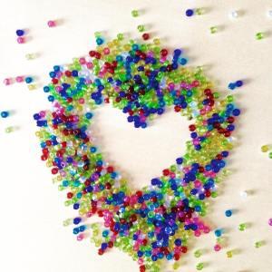 #love #coeurséphémères le 1er d'une série! Merci @francoise.melzanilaurenti , je te suis;)