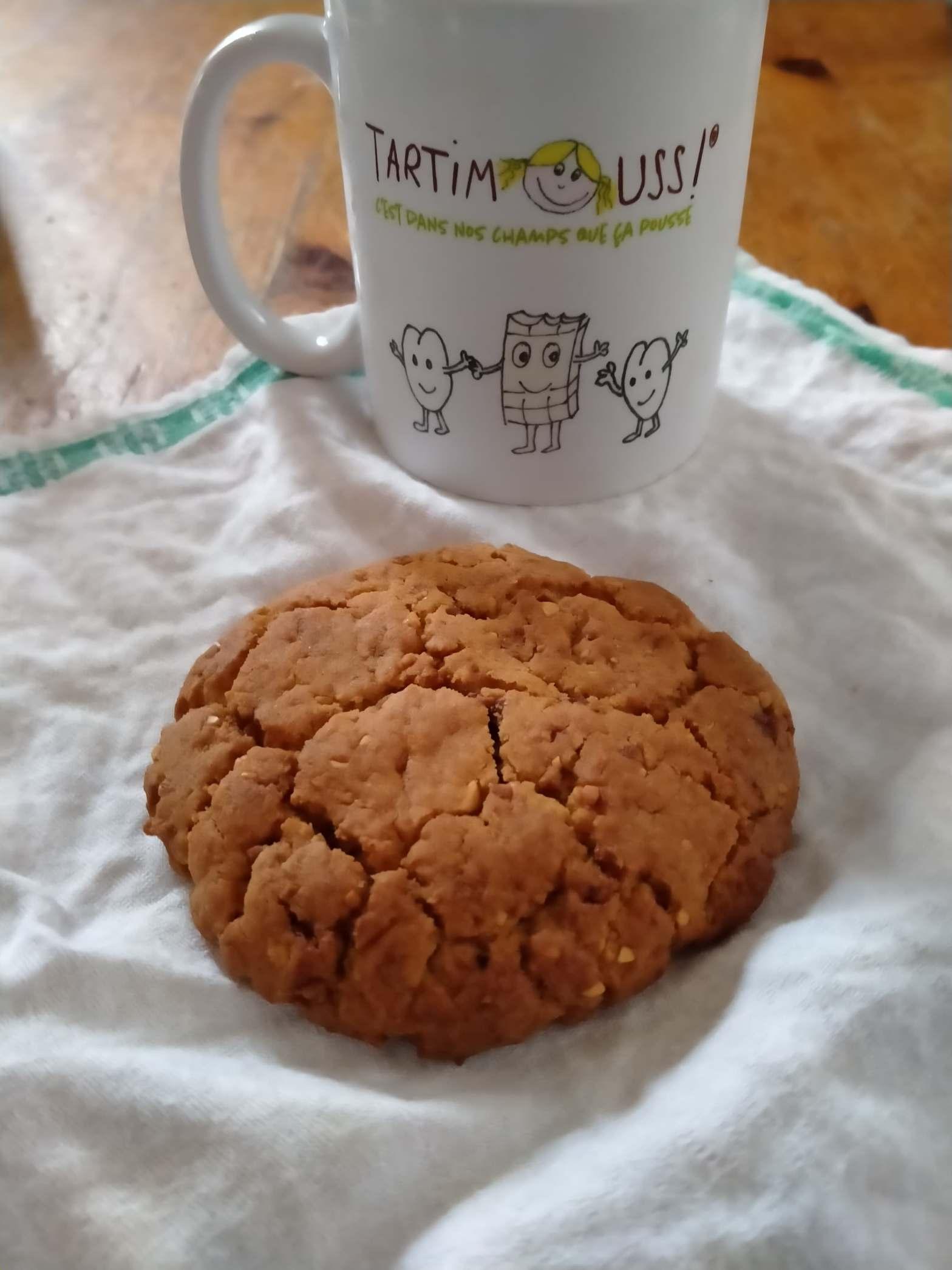 Cookies à la Féverola