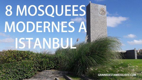 8 mosquees modernes insolites istanbul turquie