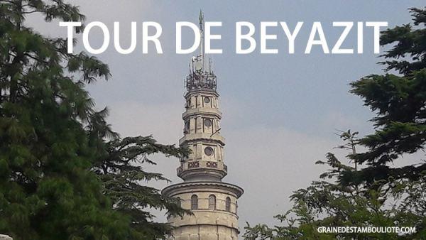 tour de Beyazit ou Tour du Seraskier à Fatih Istanbul Turquie dans l'Université d'Istanbul