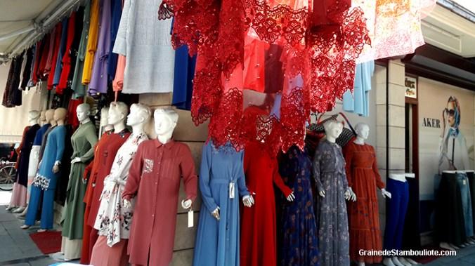 dans le bazar de Konya, Turquie