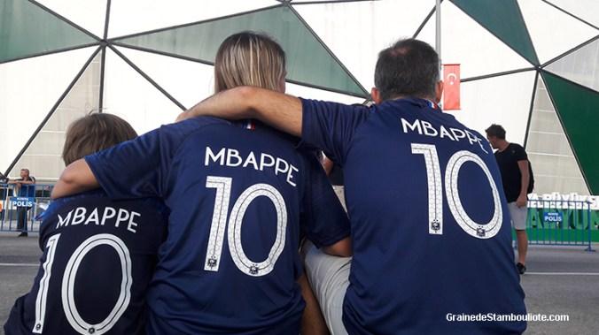 match de foot à Konya, France Turquie, 8 juin 2019, qualification coupe Euro 2020