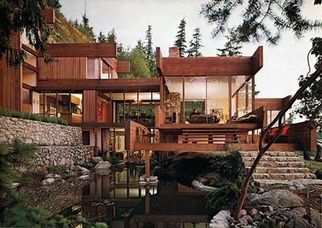 Arthur Erickson - Graham House