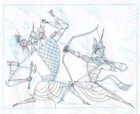 Ramayana divine