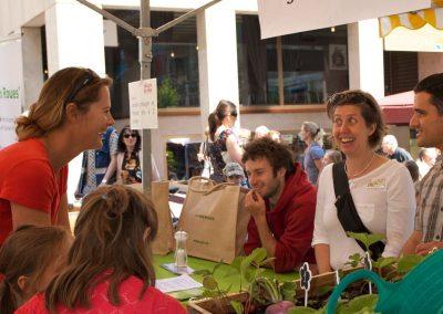 Conception et organisation de journées de sensibilisation à la Nature en ville pour la Ville de Lausanne