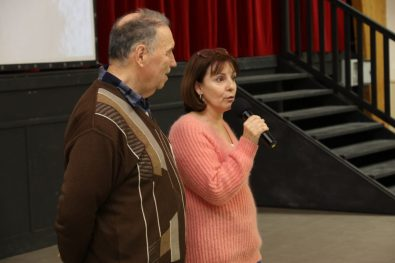 Carole et Gérard