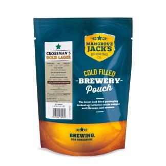 Солодовый экстракт Crossman's Gold Lager Mangrove Jack's