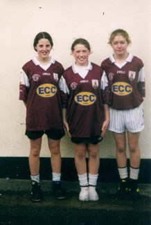12 2003 THREE GALWAY U14S