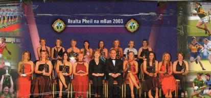 14 2003 LISA ALL STAR