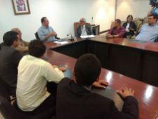 Encontro do prefeito e vereadores de Grajaú com o vice-governador 05