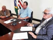 Encontro do prefeito e vereadores de Grajaú com o vice-governador 07