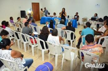 16 assentamentos recebem servicos sociais da prefeitura e INCRA 12